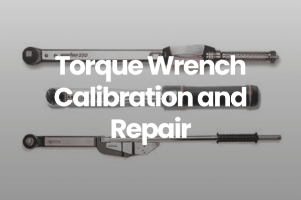 Torque Wrench Calibration and Repair
