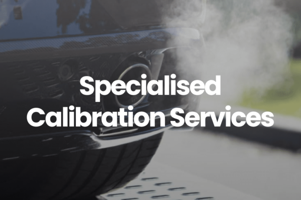 Specialised Calibration Services